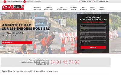 Active Diag, les professionnels en construction et rénovation de bâtiments