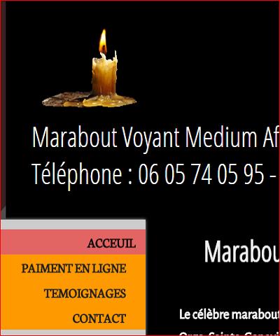 Hadj Bangoura, le spécialiste en occultisme