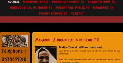 Professeur Dassi, expert en voyance en France