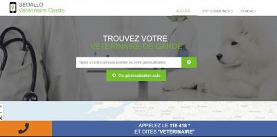 Allo Veterinaire Garde, plateforme de mise en relation rapide et efficace