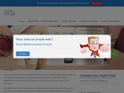 Smart web Group, agence de création de sites internet et de référencement web