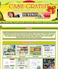 Guide des jeux gratuits et d'argent