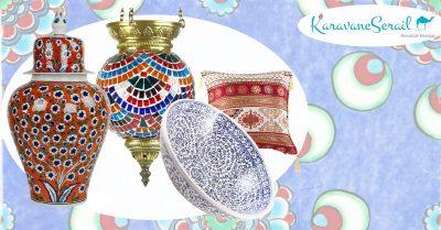 Décoration artisanale et boîtes à bijoux en bois