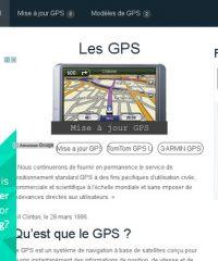 L'univers des GPS sans connexion internet