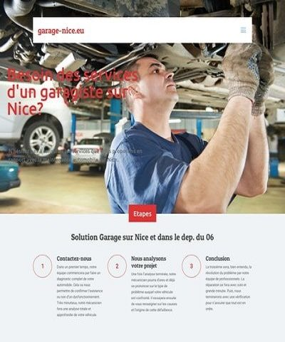 Garage Nice, la référence dans les services de garagiste sur Nice