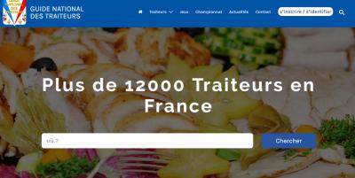 Guide des traiteurs de la France