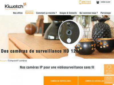 Les produits et services de Kiwatch