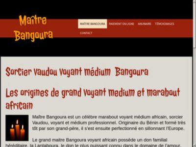 Maitre Bangoura: un expert en exorcisme et en maraboutage