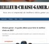 Meilleur siège gamer : Le guide ultime des sièges gamer