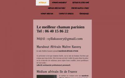 Les services du marabout Kasory pour vivre heureux