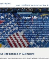 Préparer bien votre séjour linguistique en Allemagne