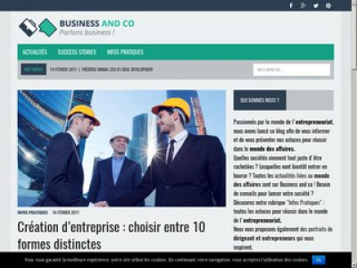 Business and Co, le monde du business
