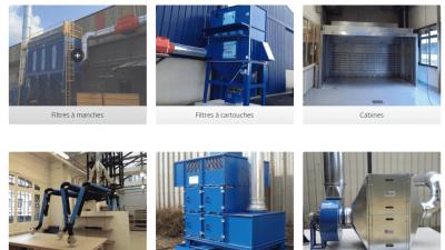 Produits d'installation de système de ventilation