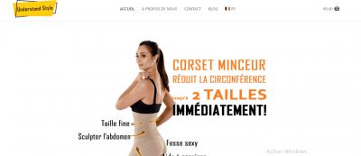 Quelle est la meilleure boutique en ligne pour trouver un corset minceur de qualité ?