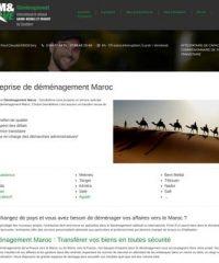Dem & Move, déménagement vers le Maroc