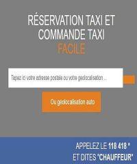 Site de réservation rapide de taxi en France