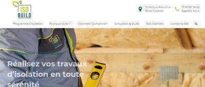 ISOBUILD : isolation des combles à 1 euro