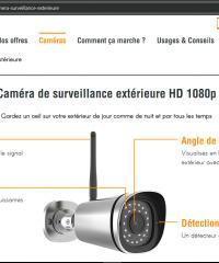 Protéger son domicile grâce à la vidéosurveillance