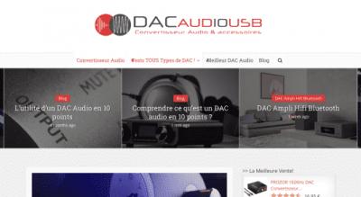Choisir un DAC Audio USB d'une bonne qualité
