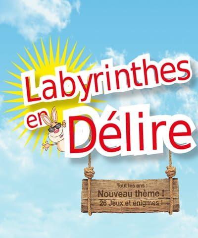 Le Labyrinthe en délire : votre parc de loisirs familial à Talmont-Saint-Hilaire