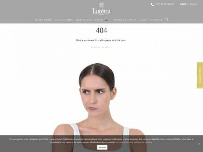 Maison Lutetia, meilleure clinique de médecine esthétique à Paris