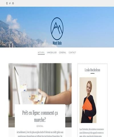 Mont Bolo, Blog sur la communication au sein de l'entreprise