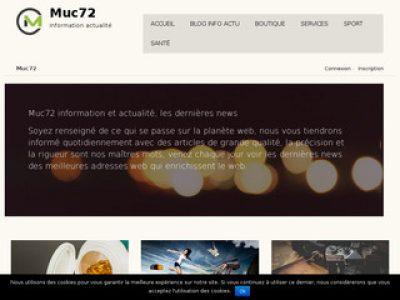 Muc72: le guide web efficace et de qualité