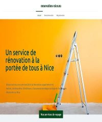 Rénovation de maison à Nice et dans le 06