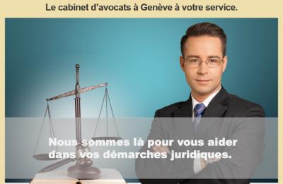 Joindre des avocats à Genève