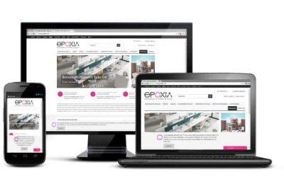 Epoxia, mobilier professionnel en ligne
