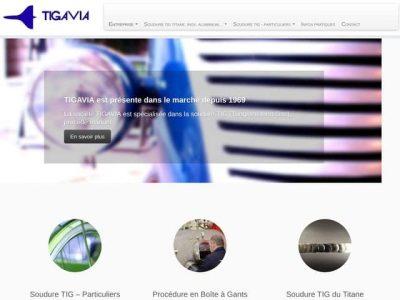 TIGAVIA : Entreprise expérimentée en soudure TIG