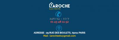 Electriciens professionnels à Paris