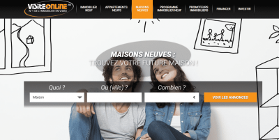 Immobilier neuf