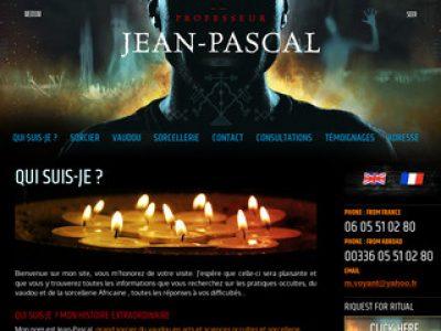 Professeur Jean-Pascal, le puissant sorcier vaudou africain
